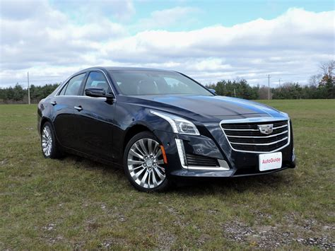 Cadillac Cts by 2016 Cadillac Cts 3 6l Awd Review Autoguide News
