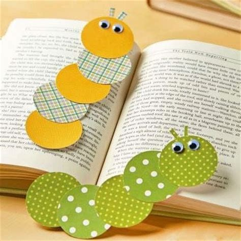 bookmark craft for 25 best ideas about bookmark craft on