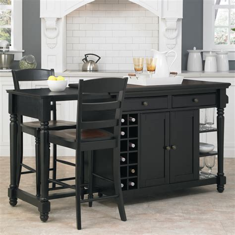 kitchen island chairs or stools home styles grand torino 3 kitchen island stools set kitchen islands and carts at