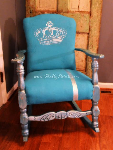 chalk paint on fabric chalk painted fabric chair makeover shabby paints
