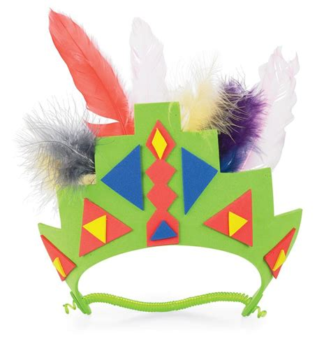 south american crafts for south america headress around the world crafts for