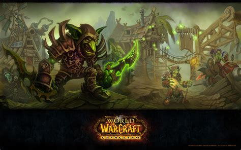 blizzard entertainment world of warcraft cataclysm