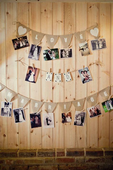 display ideas 21 fabulous wedding photo display ideas reception
