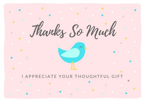 thank you for the gifts baby shower gift thank you note wording sles