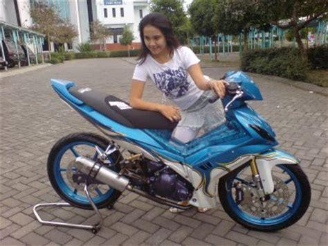 Poto Poto Motor by Yamaha Jupiter Mx Simple Modifikasi Gambar Foto Contest