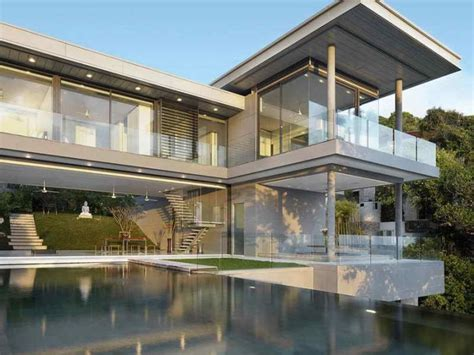 green architecture house plans modern glass house green home design modern house plans