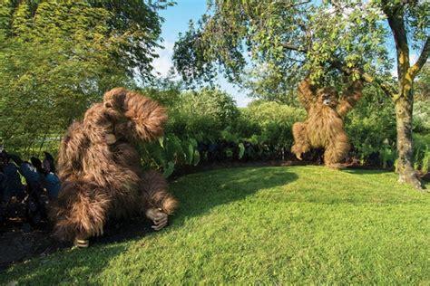 Der Lebendige Garten by Lebendige Skulpturen Im Garten Im Atlanta Botanical Garden
