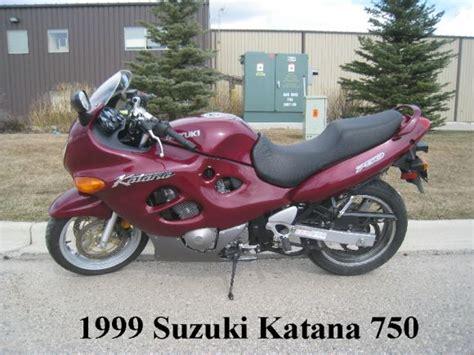 1999 Suzuki Katana by 1999 Suzuki Katana 750