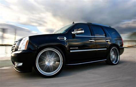 Car Wallpaper Ru by обои Cadillac черный колеса машина тюнинг скорость