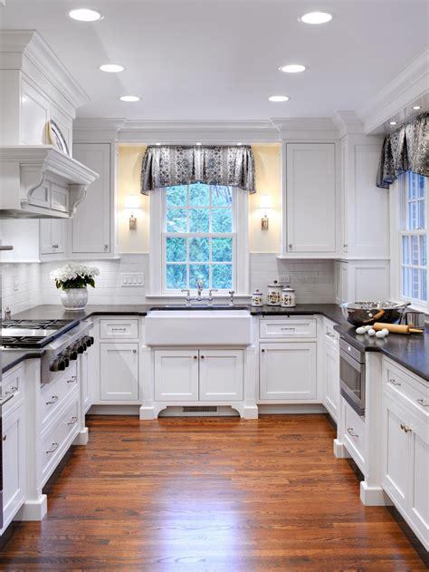 cottage kitchens kitchen window treatments ideas hgtv pictures tips hgtv