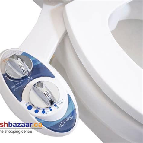Bidet Toilet Edmonton by Luxe Bidet Toilet Attachment Luxe Taharet Muslugu