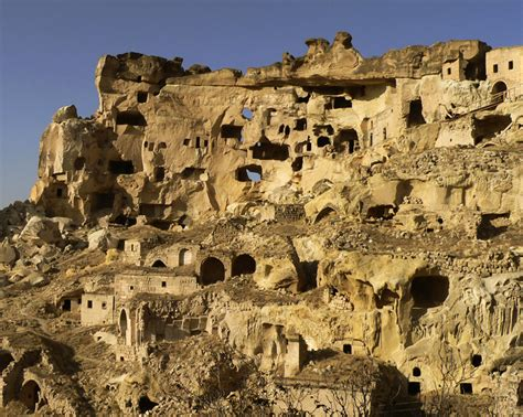Small Country Homes photo gallery cavusin in cappadocia turkey village