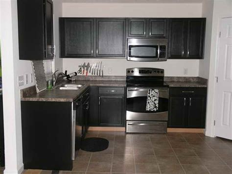 paint kitchen cabinets black painting kitchen cabinets black