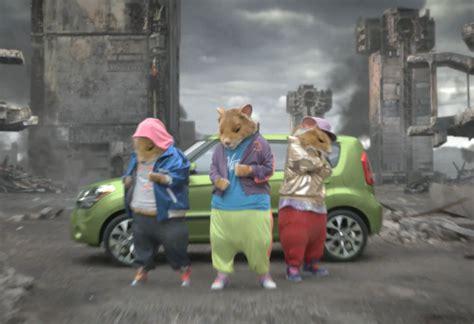 Kia Soul Hamster Commerical by 2012 Kia Hamster Commercial The Korean Car