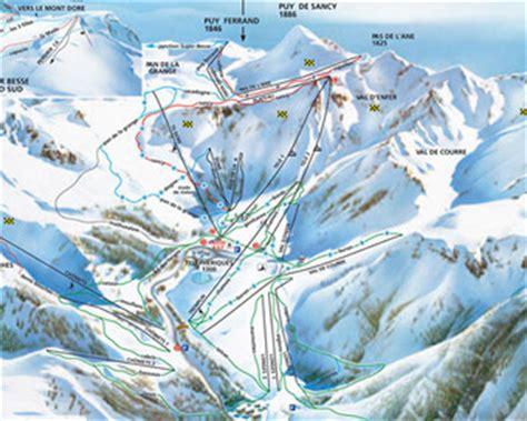 le mont dore station de ski vacances au ski ŕ le mont dore