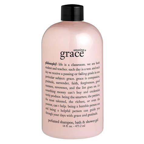 philosophy amazing grace shoo bath shower gel 10 best moisturizing washes rank style