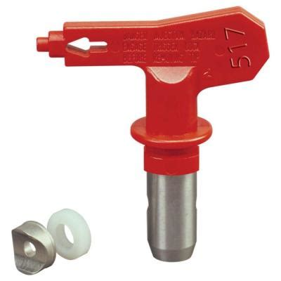 home depot paint sprayer tips titan reversible airless paint spray tip 661 311 the