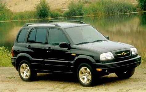 2000 Suzuki Vitara 2000 suzuki grand vitara information and photos