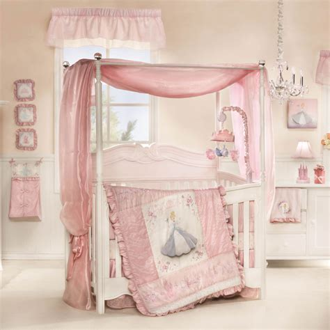 disney princess crib bedding sets cinderella premier 7 crib bedding set featuring