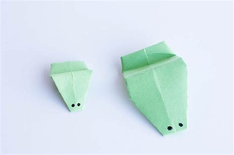 easy origami for boys easy origami jumping frog all for the boys