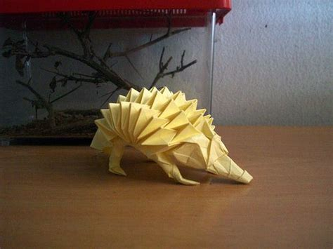 origami hedgehog 38 best images about origami on nests