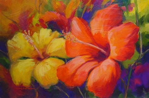 flower painting pictures sweet paintings of flowers by critchley whi