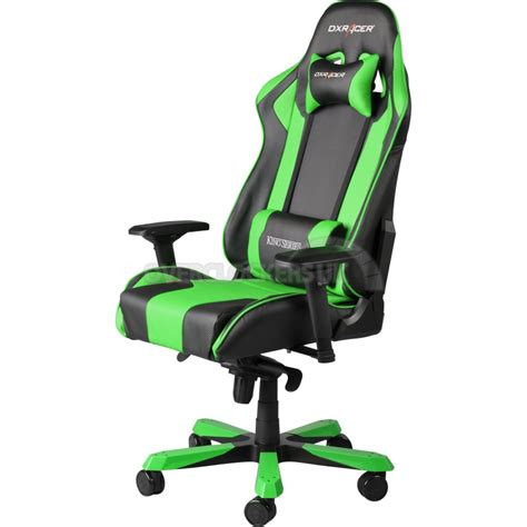 king series gaming chairs dxracer official website best gaming chair and desk in the world dxracer king series gaming chair black gree ocuk