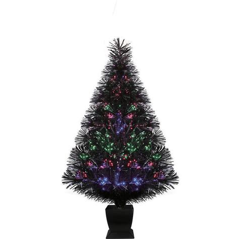 walmart tabletop trees 14 75 quot icy led lighted tree table top