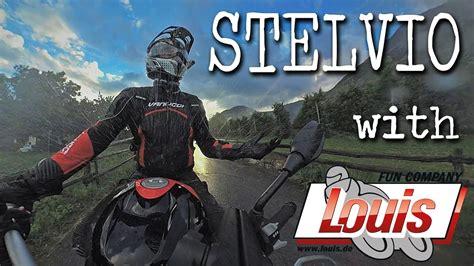 Louis Motorrad Youtube by Riding The Italian Alps With Louis Motorrad Youtube