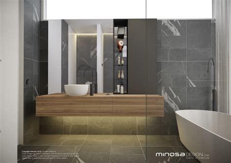 modern ensuite bathroom designs minosa modern bathroom design to