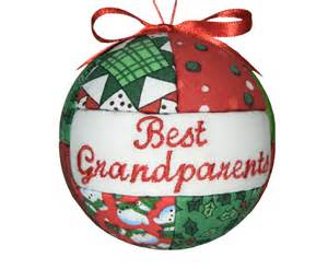 grandparents ornaments ornament best grandparents handmade