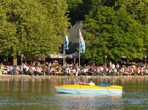 Englischer Garten München Bootsverleih by Seen M 252 Nchen Kleinhesseloher See Das Offizielle