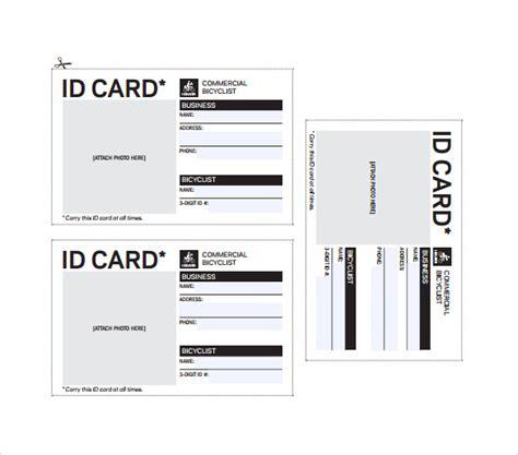 id card free id card template 19 in psd pdf word