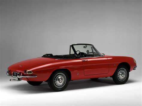 Alfa Romeo 105 by Alfa Romeo Spider 1600 Quot Duetto Quot 105 1966 67