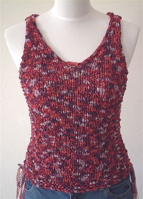 free knitted top patterns free crochet tank tops pattern crochet and knitting patterns