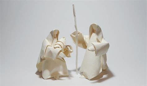 origami nativity origami nativity