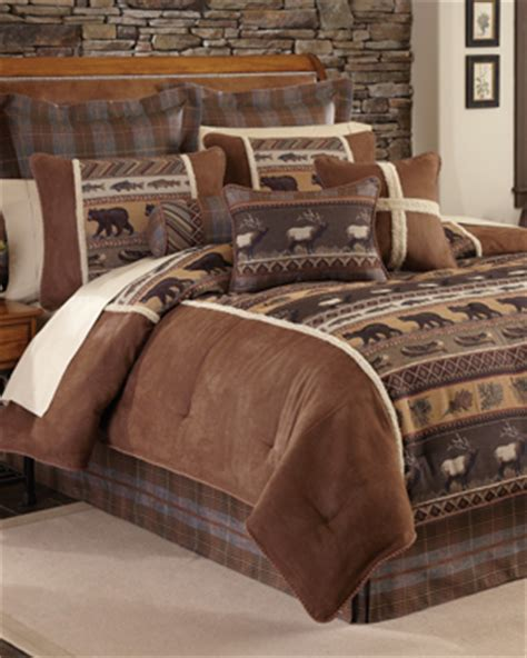 rustic comforters sets rustic bedding cabin bedding lodge bedding sets