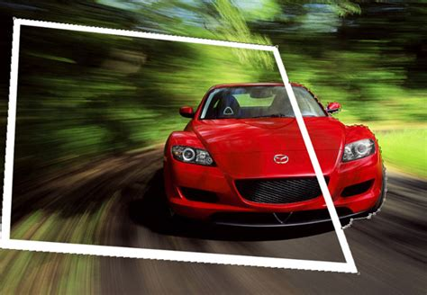 Car Wallpaper Tutorial by Creating Out Of Bounds Sport Car Wallpaper Grafisia
