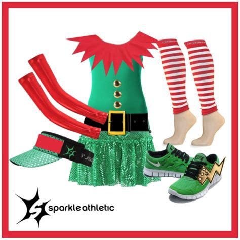 make your own santa costume santa s running costume sparkle athletic