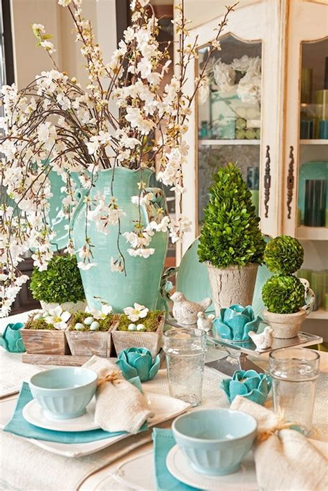 decoration ideas for table settings 16 easter table setting up ideas cheap easy decoration