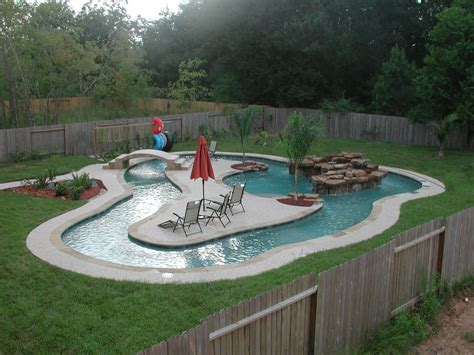 your own personal lazy river in your backyard yelp