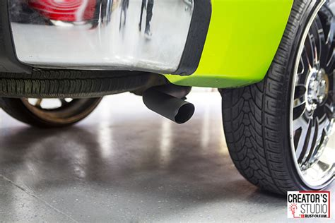 spray paint exhaust pipe how to clean and paint your exhaust pipe in minutes