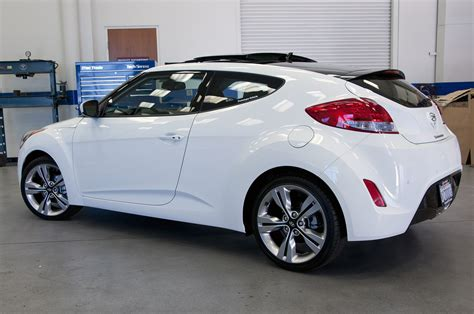 Hyundai Volester by Carsin 2012 Hyundai Veloster