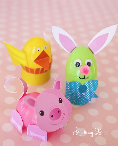 easter egg crafts for easter egg craft skip to my lou