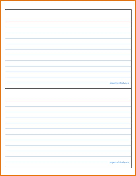 make note cards in word note card template word vertola