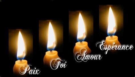 l histoire des quatre bougies la luciole de