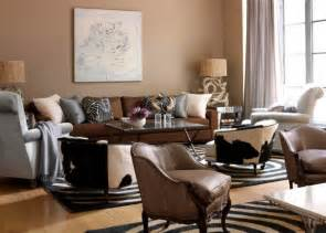 paint colors for living rooms with brown furniture inspiring living room color ideas for brown furniture