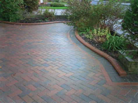 block paving driveway and patio contractors terrain designs