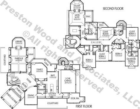 floor plans for luxury mansions two story home plan ac5030 ã ñ ì ê ì cì ð ì