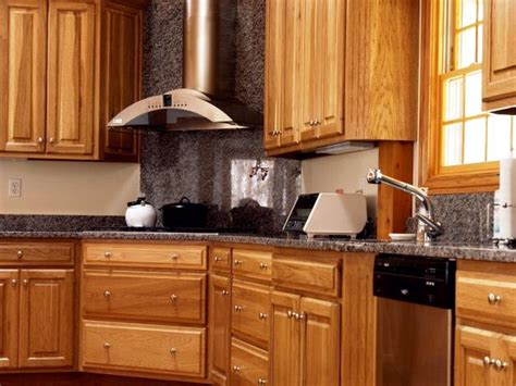 woodwork for kitchen wood kitchen cabinets pictures options tips ideas hgtv